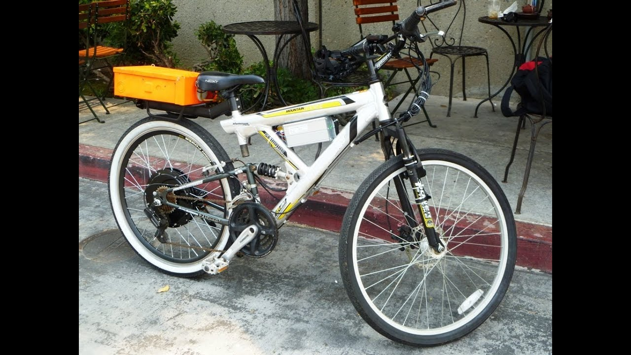 My Electric Bike got stolen