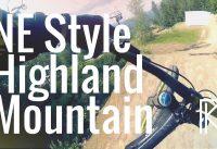 NE Style - Highland Mountain Bike Park | Phil Kmetz | GoPro
