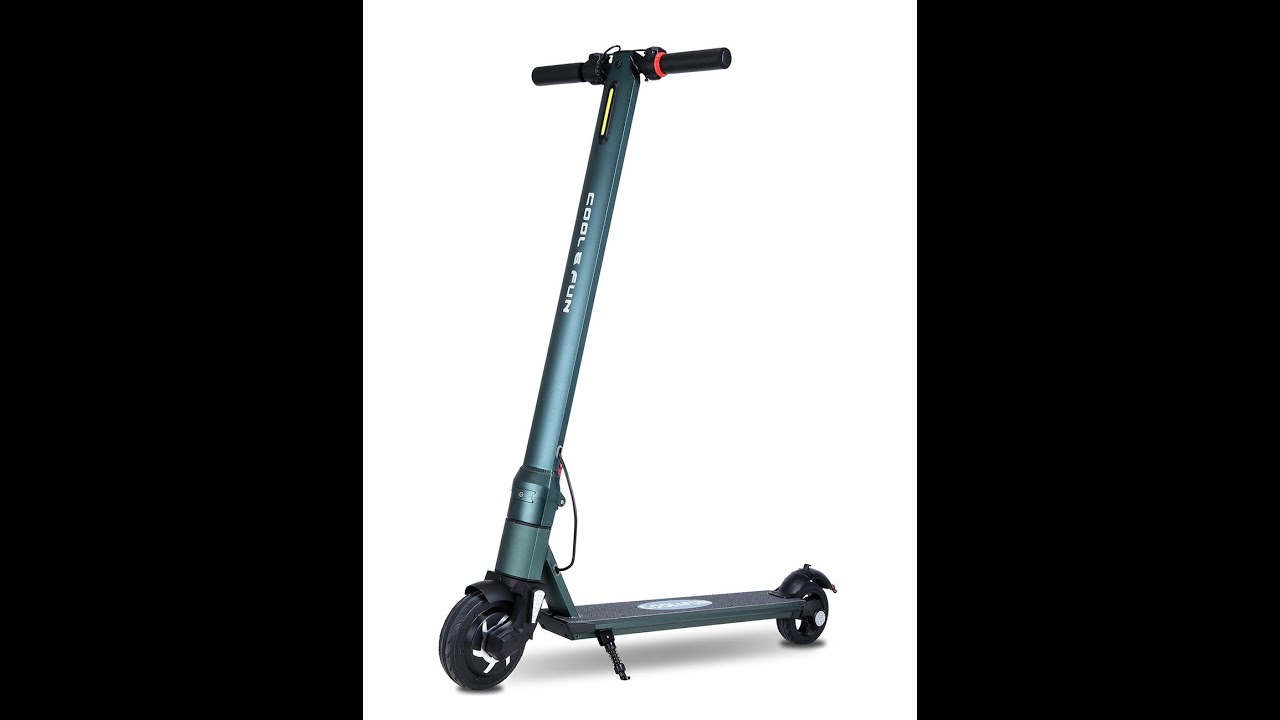 NEW ELECTRIC SCOOTER HB5 COOL & FUN