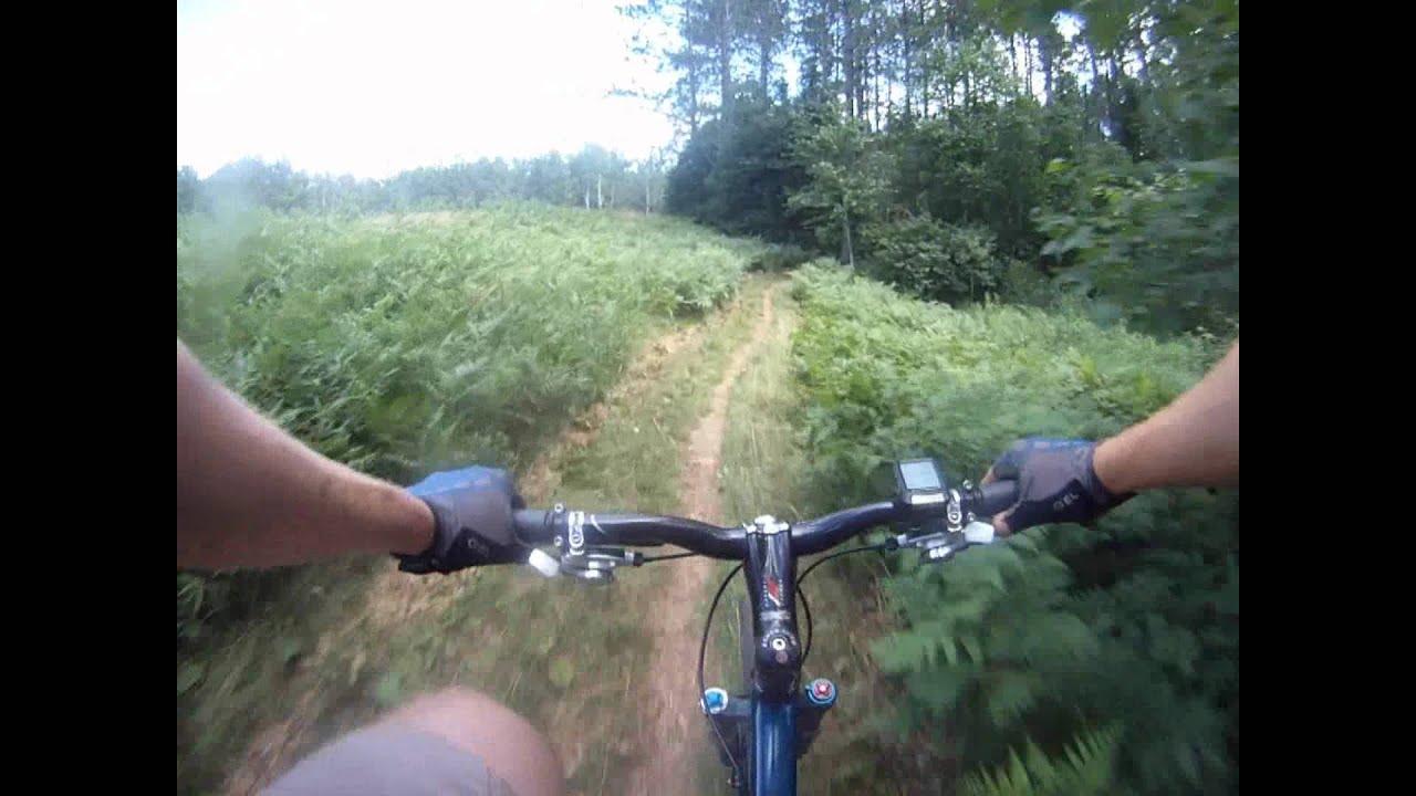 Namakagon Mountain Bike Trail CAMBA