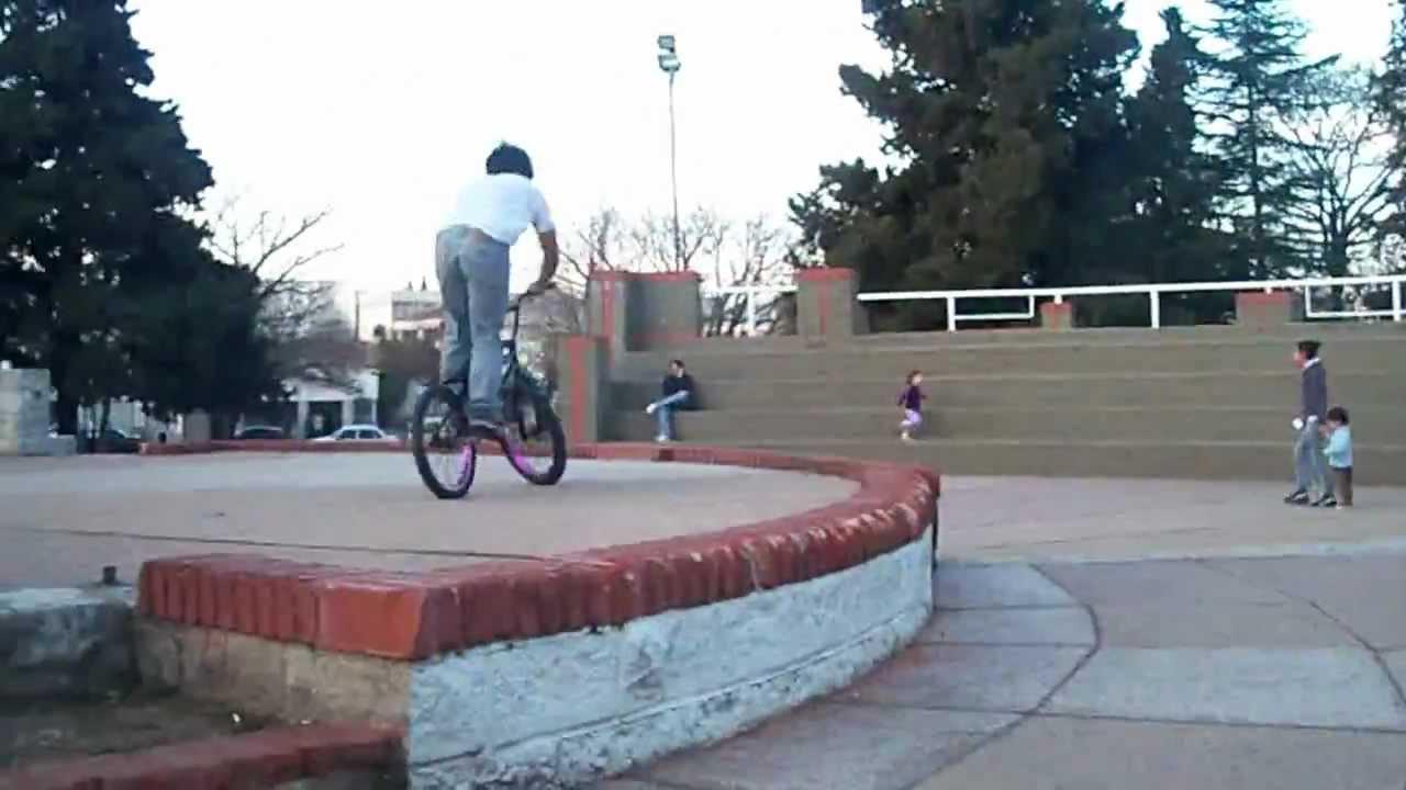 Nico Lopez-bmx freestyle