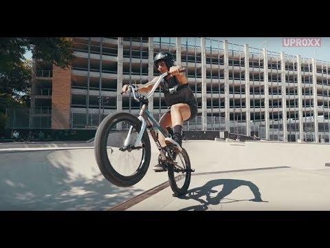 Nina Buitrago BMX Girl