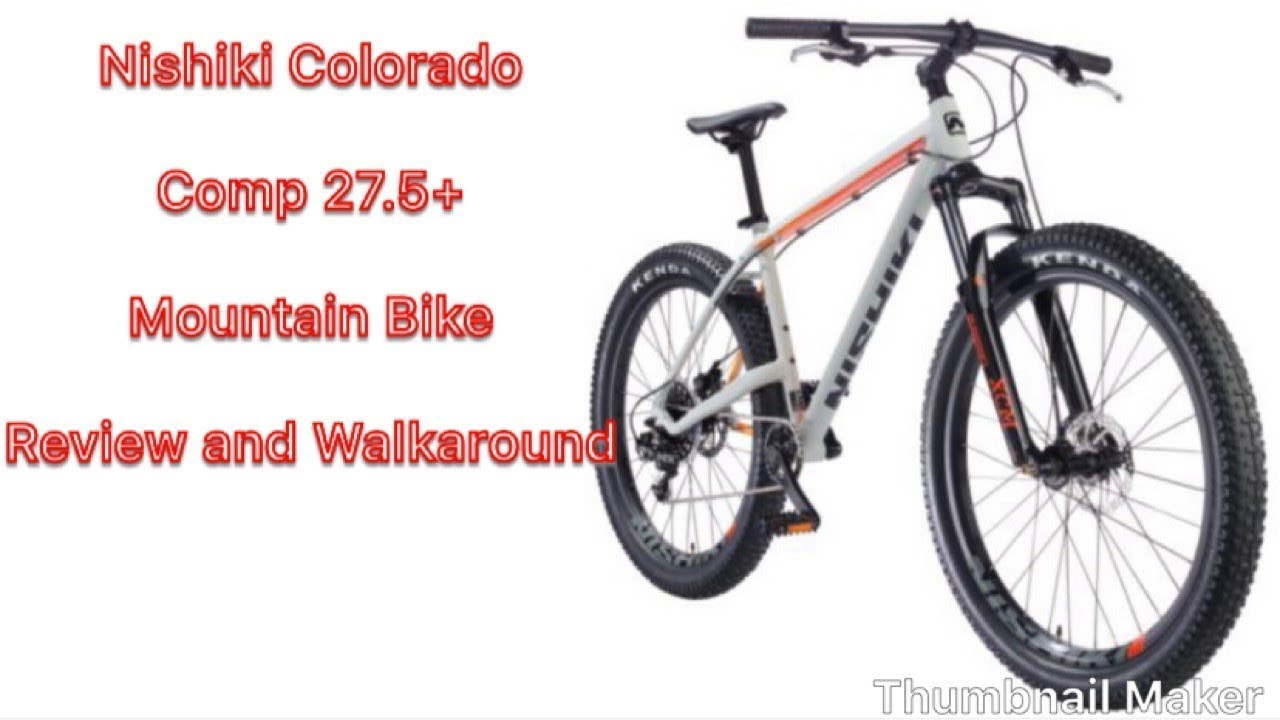 Nishiki Colorado Comp 27.5+ Mountain Bike Review