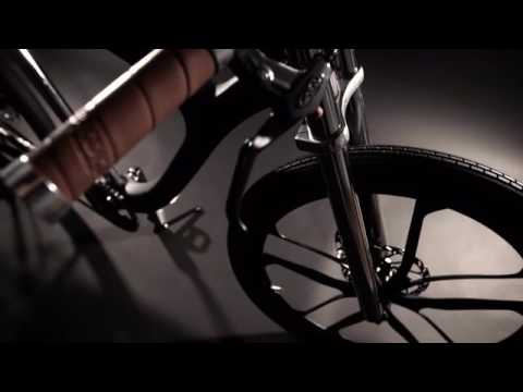 Noordung   The urban electric bike for music lovers