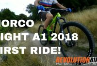 Norco Sight A1 2018 29er Mountain Bike First Ride and Review | Revolution Bikes NZ