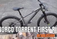Norco Torrent 1 2018 Mountain Bike -1st Ride