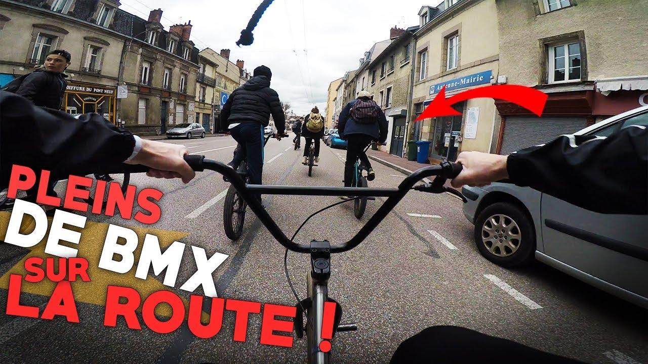ON MONOPOLISE LA ROUTE EN BMX ! #2