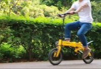 ONEBOT T2 and T4 FOLDING EBIKE WITH PEDALS