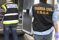 Op Mountain bike. Operaciones de la Guardia Civil. La Rioja