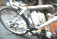 Optima mountain bike is done