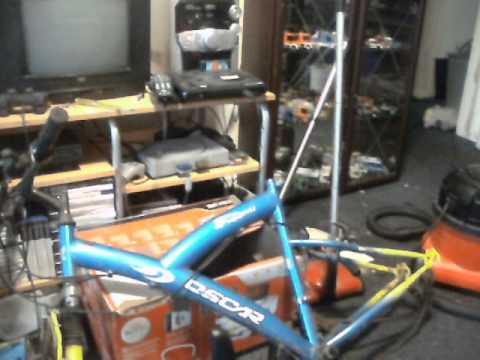 Oscar Mountain bike part 1 and other stuffs