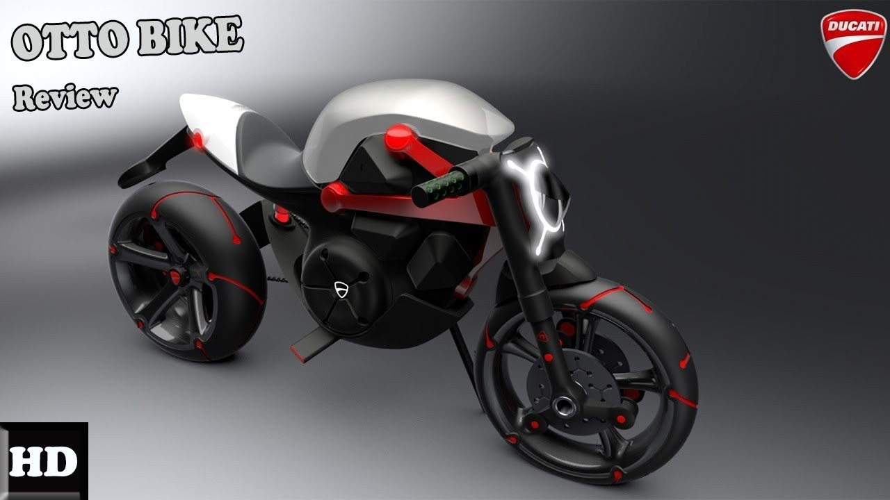Otto Bike Hot News!! All New 2019 Ducati Electric Motorcycles  Ducati Super Electric Motorcycle 2019