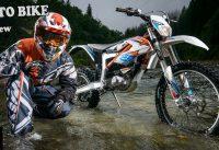 Otto Bike l 2019 KTM Freeride E XC Design Review