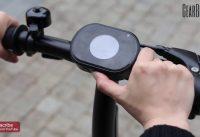 P10 Mini Aluminum Smart Folding Bike Electric Moped Bicycle   Gearbest com