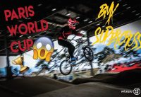 PARIS SUPERCROSS! (BMX World Cup Rounds Part 1)