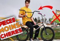 PAYER SES PIECES DE BMX MOINS CHER ?!