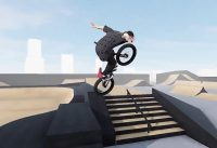 PIPE by BMX Streets : Sandton Phantom's Death To Dans Park