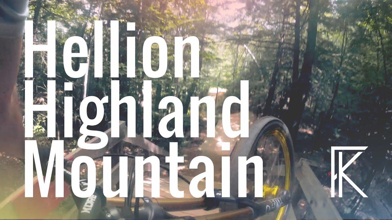 POV   Hellion - Highland Mountain Bike Park   Phil Kmetz
