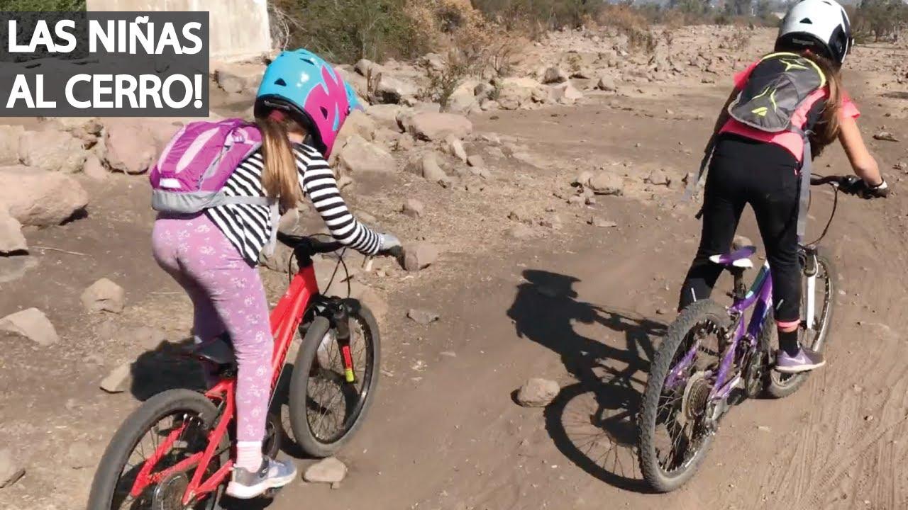Pedaleo en familia, caídas y tips básicos de Mountain Bike!