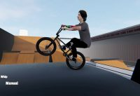 Pipe by BMX Streets : Sandton Phantom Shred Ed