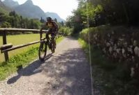 Ponale in mountain bike parte prima (1/5)