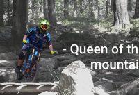 Queen of the mountain - Nina Hoffmann Downhill MTB at Bikepark Ochsenkopf