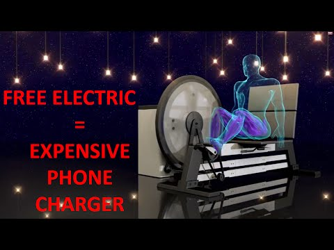 RE: Billions in Change Solution  Free Electric
