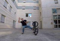 Raphael Chiquet - BMX Flatland - DIY