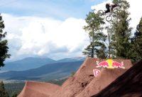 Red Bull Dreamline BMX dirt Jump qualifying