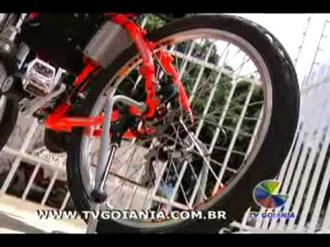 Reportagem TV Goiânia - Brazil Electric Bike