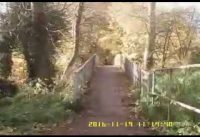 Riding The Alban Way in 3½ minutes
