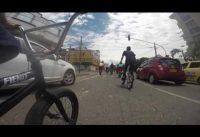 Rodada Bmx con Traffic Brand