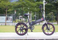 Samebike 20LVXD30 Smart Folding Electric Moped Bike E bike   the from GearBest