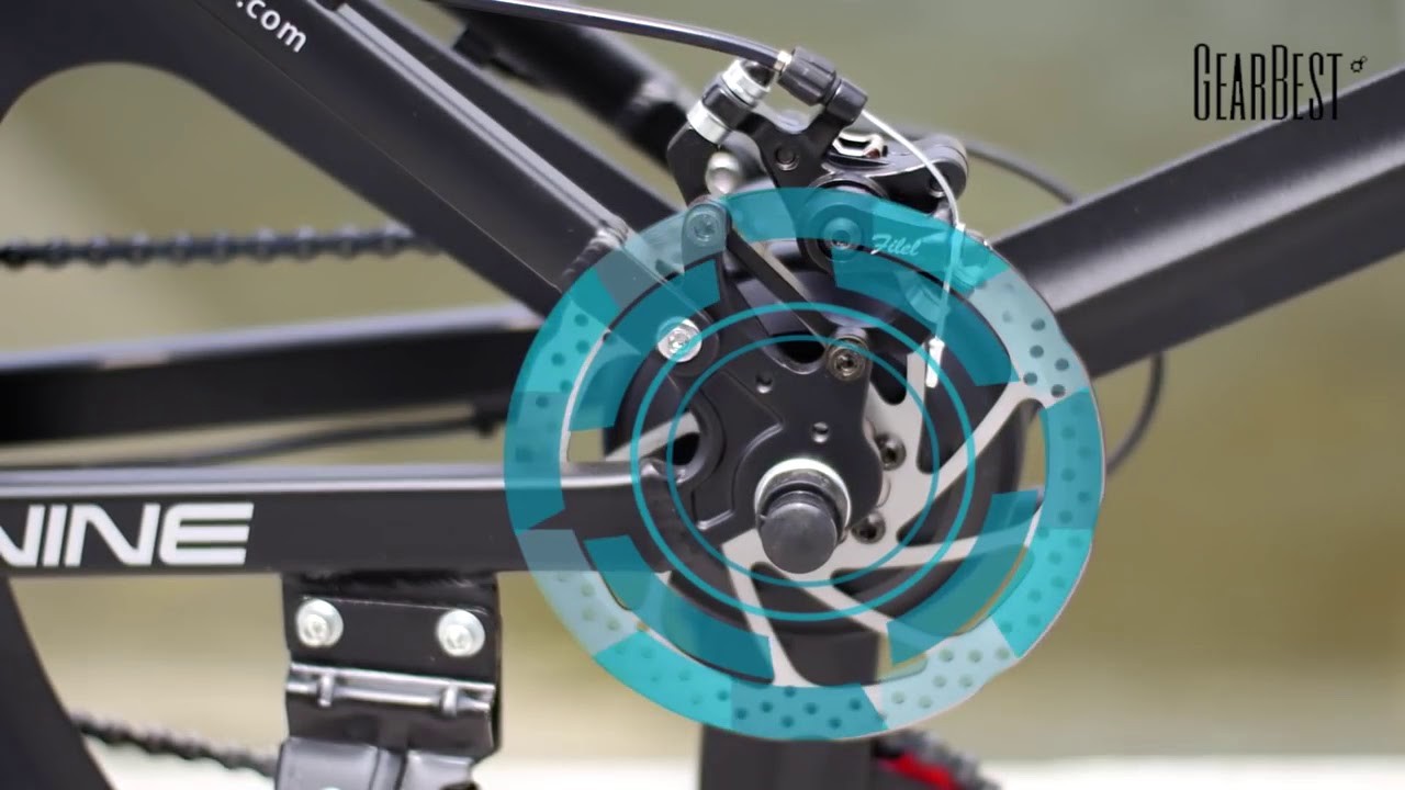 Samebike LO26  Electric Bike Smart Folding Bike-E   bike the from GearBest