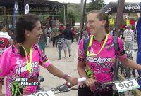 Sandra Scholz, organizadora de La Vuelta Altas Cumbres + Folding + Nacho's Divas
