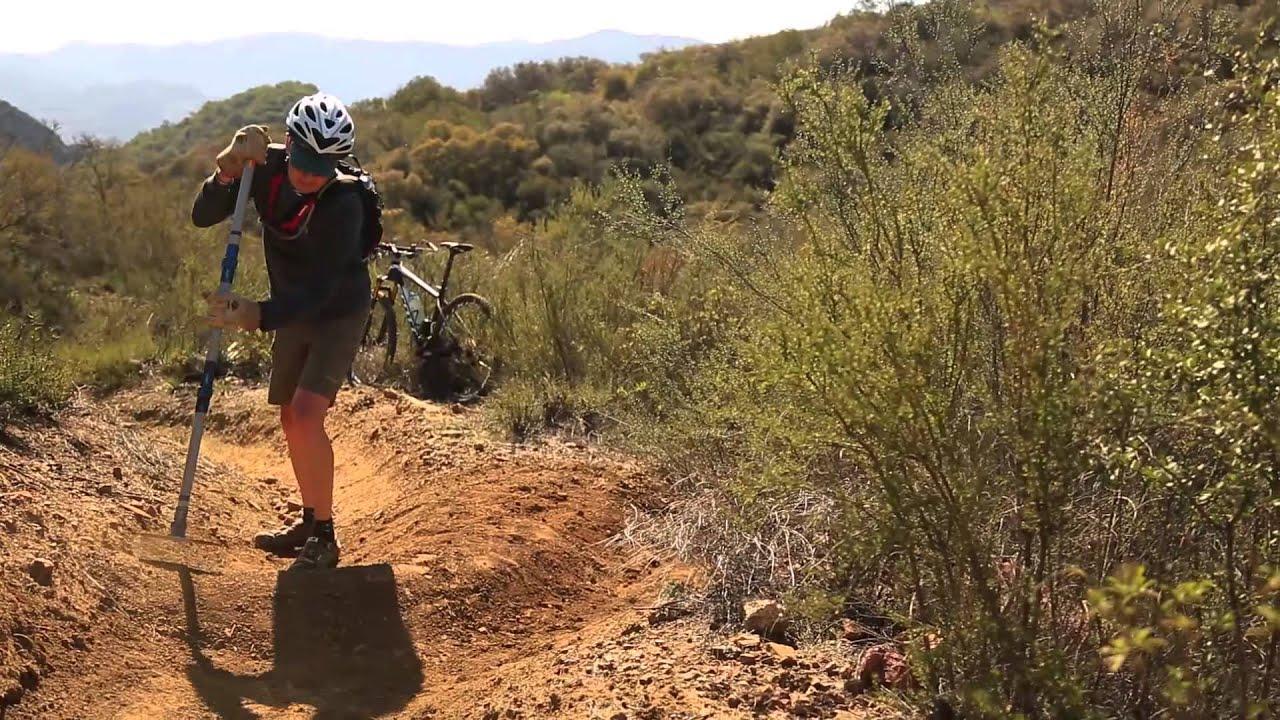 Santa Barbara Chicken Ranch and the Santa Barbara Mountain Bike Trail Volunteers