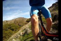 Santa Teresa County Park Mountain Bike Ride 2/12/2012