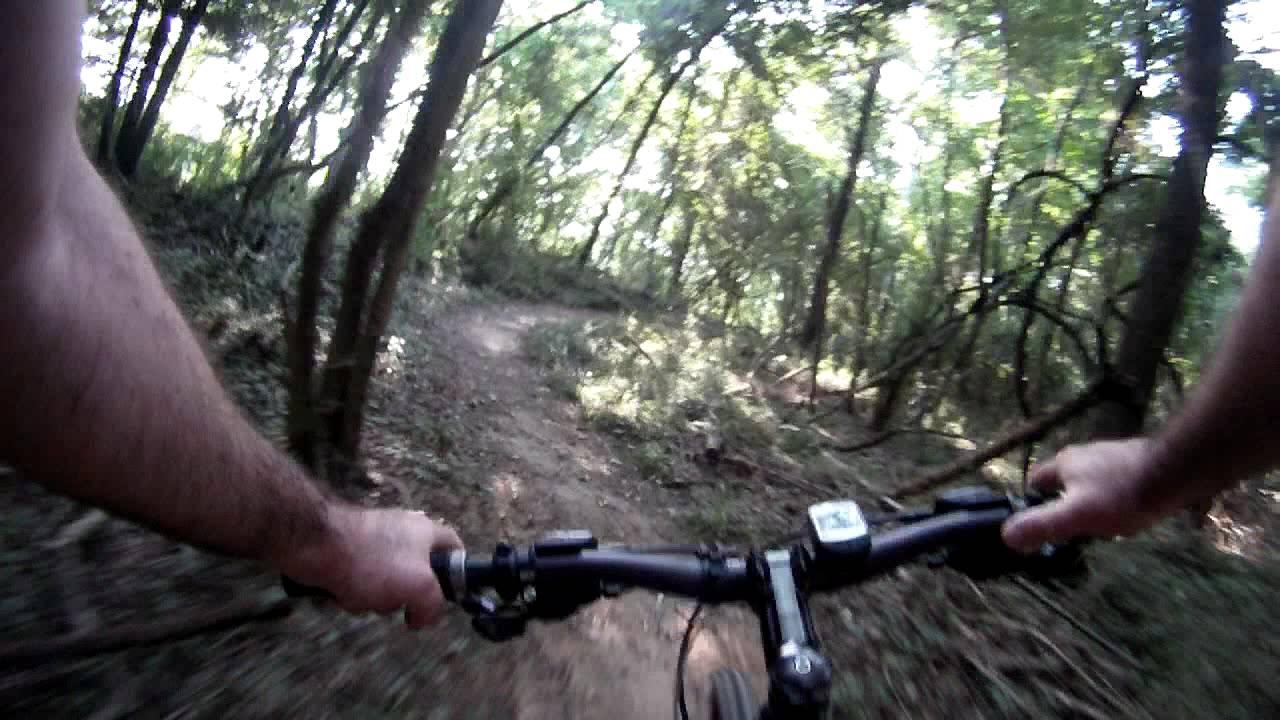 Savannah Rapids Mountain Bike Trail