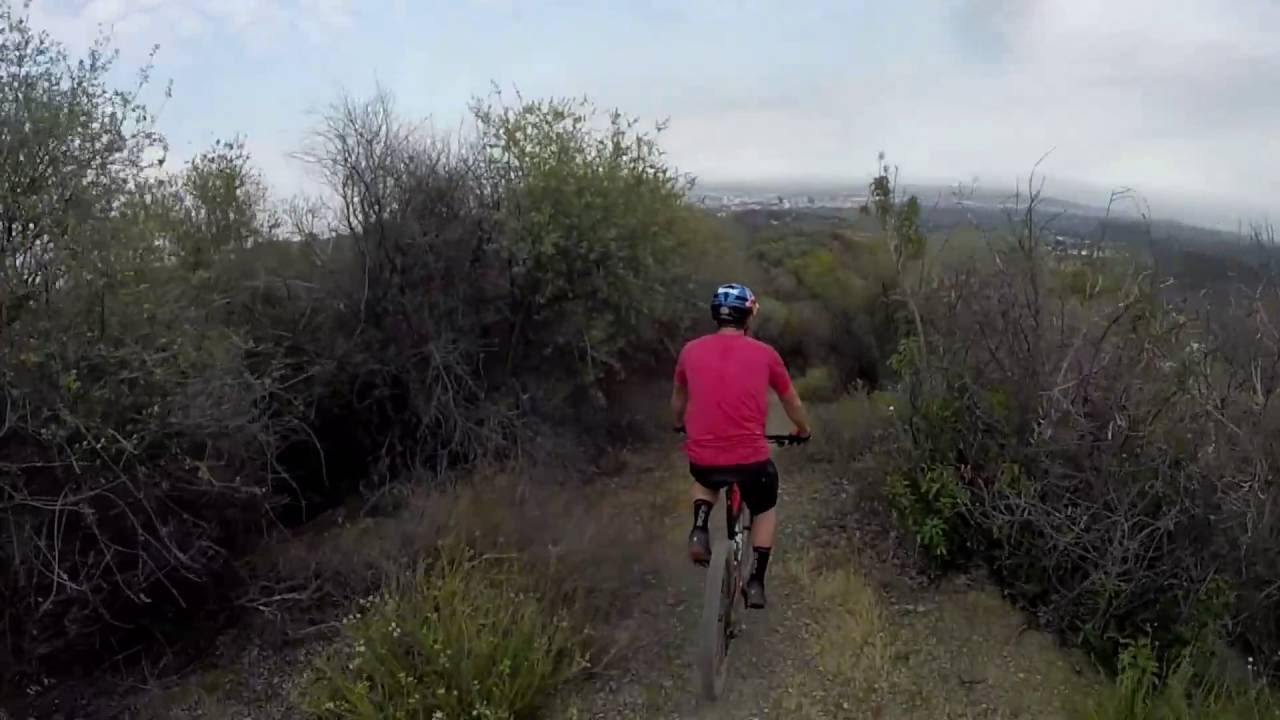 Scorpion Trail - Santa Monica CA - Mountain Biking MTB