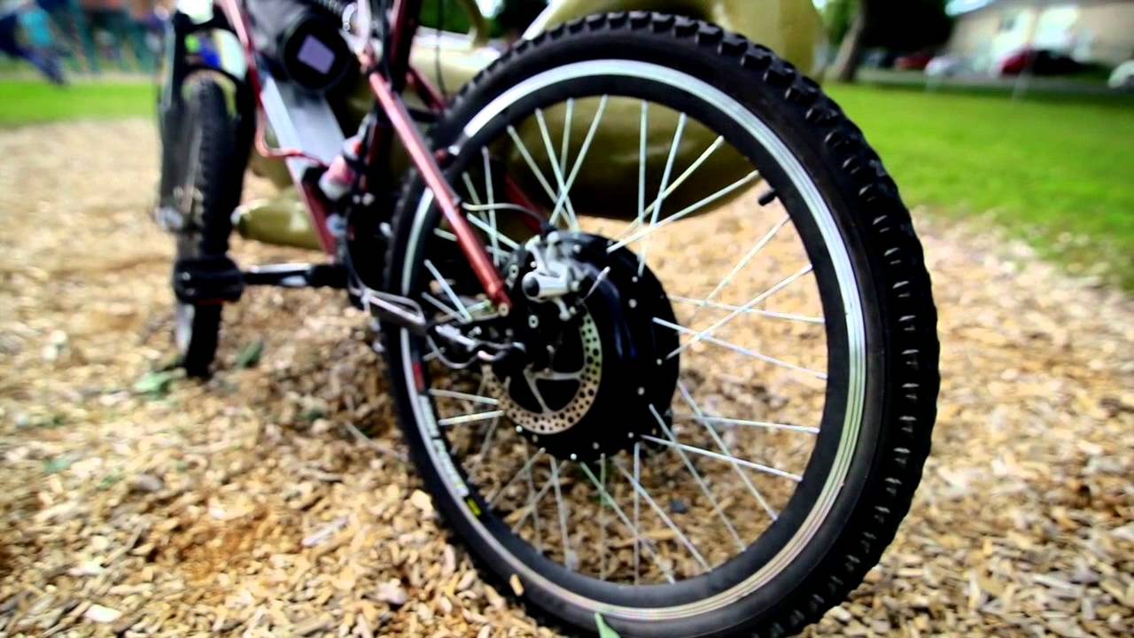 Shinobi Electric Bike Conversion Kits