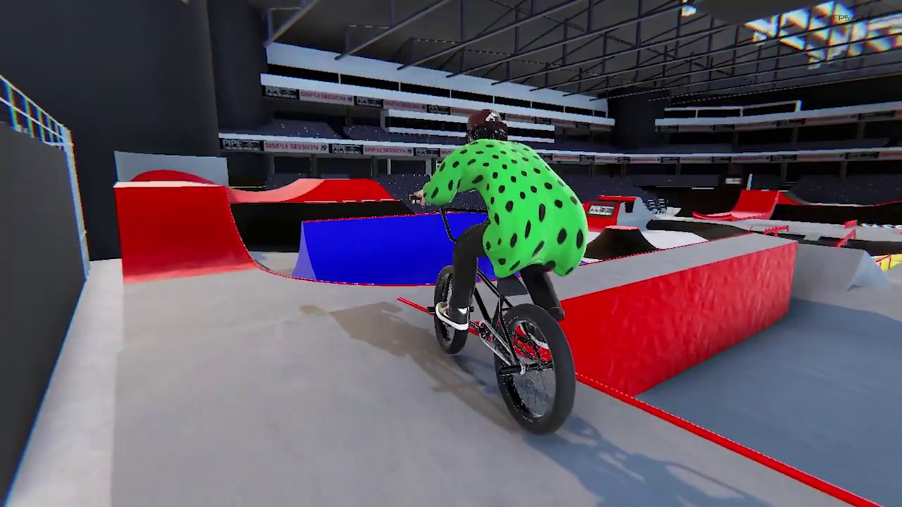 Simple Session: Sandton Phantom Pipe By Bmx Streets