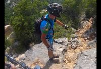 Singletrack Su Irove Longu -- Cala Sisine Mountain Bike: Man Up!