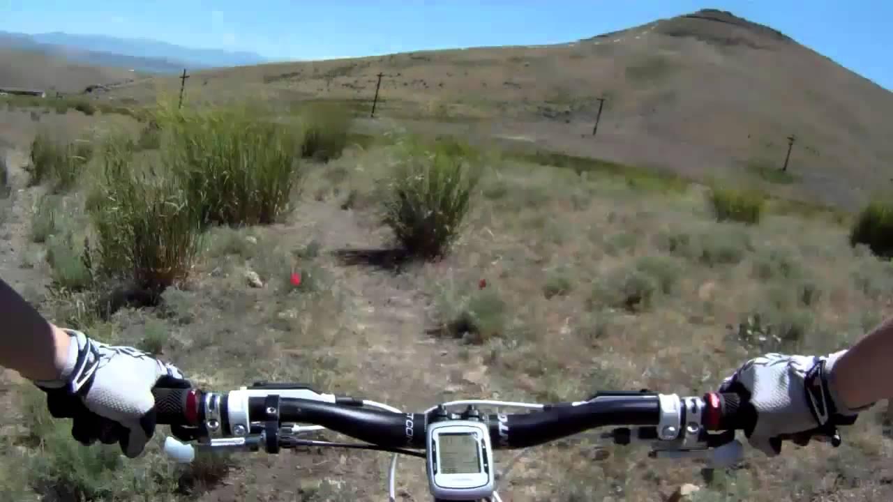 SnoBowl Lift-access Mountain Biking, Elko, NV