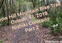 Snow Hill Mountain Bike Trail in Oviedo, Florida with Nishiki Colorado Part 2