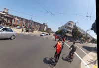 Specialized Turbo electric bike test ride in San Francisco California
