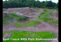 Spot check BMX Park Radevormwald