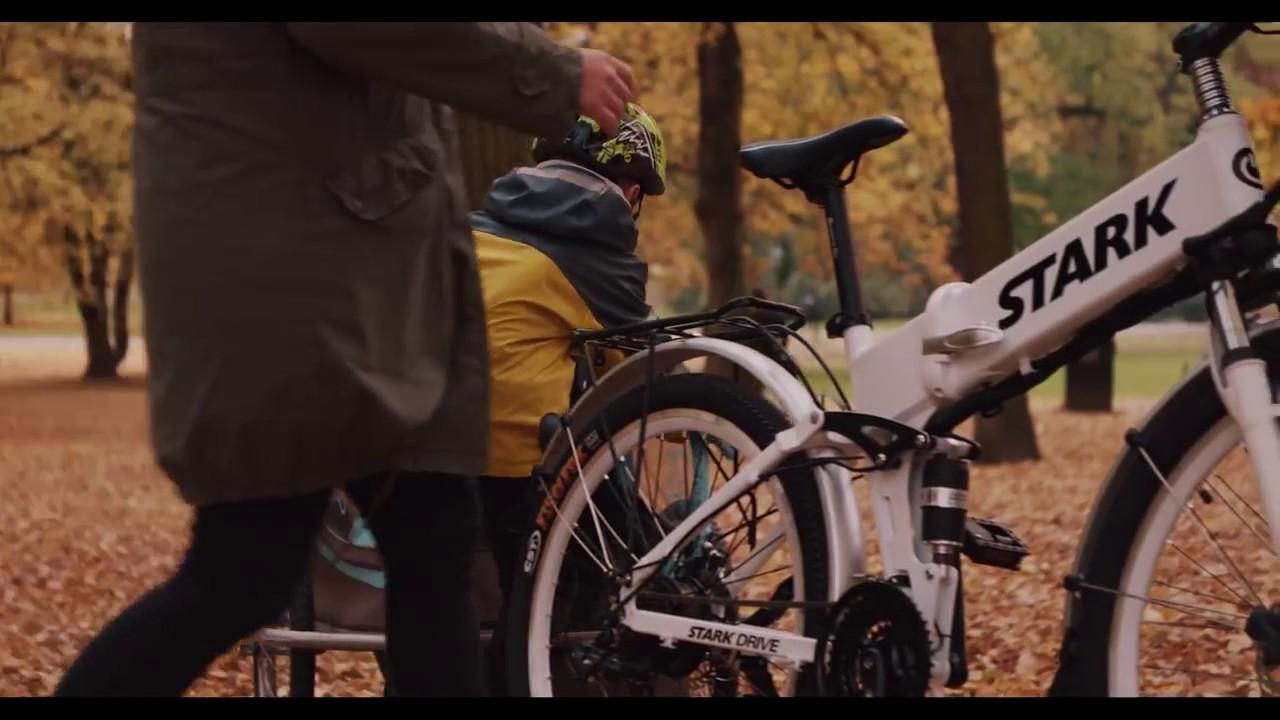 Stark   Drive Electric Bike