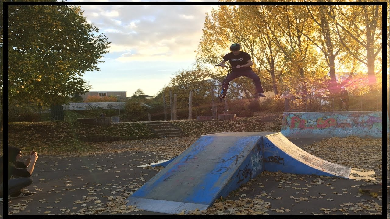 Stunt Scooter and BMX tricks Edit / Compilation #003  [1080/50]