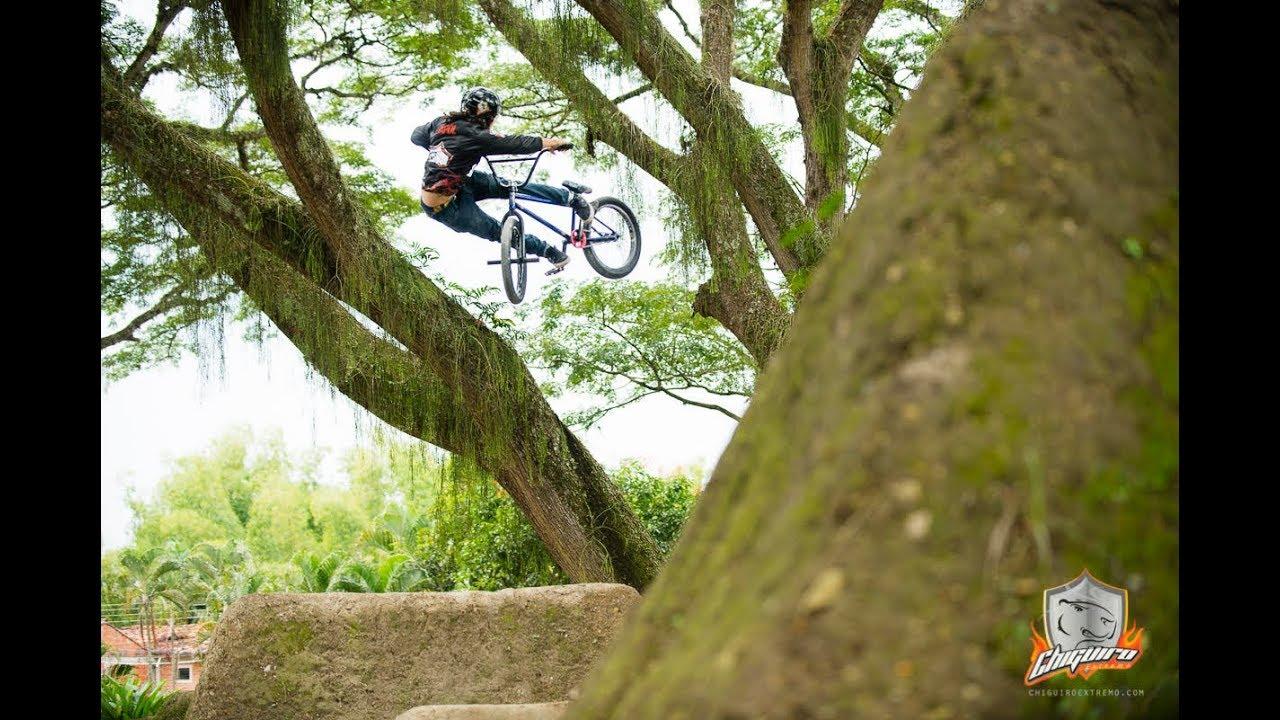 Sueño Olímpico Freestyle BMX