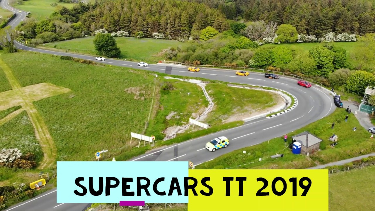 Supercars Opening One Way Mountain TT 2019